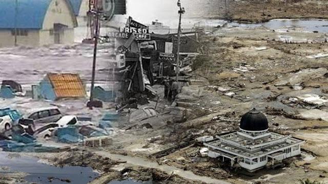 Rentetan Tsunami Besar di Indonesia Terjadi di Bulan Desember, Kepala BNPB Ingatkan Hal Ini