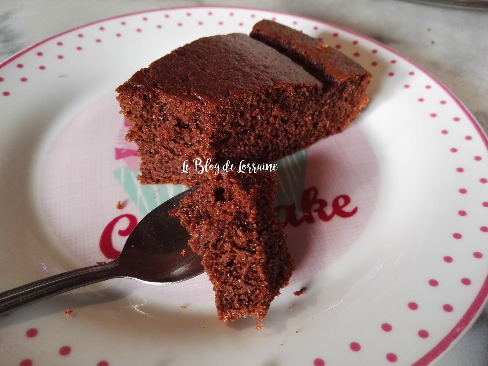 Le blog de lorraine g teau au chocolat healthy sans beurre et sans gluten sans gluten youtube - Gateau au chocolat healthy ...