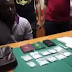 Na wa o! Watch video of two Nigerian men caught in Thailand for drug trafficking...