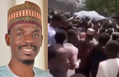 emir of kano burial