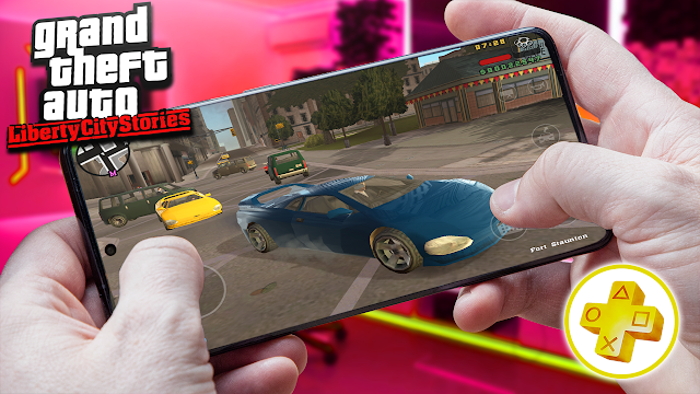 Grand Theft Auto: Liberty City Stories Para Android (Configuraciones) [ROM PSP]