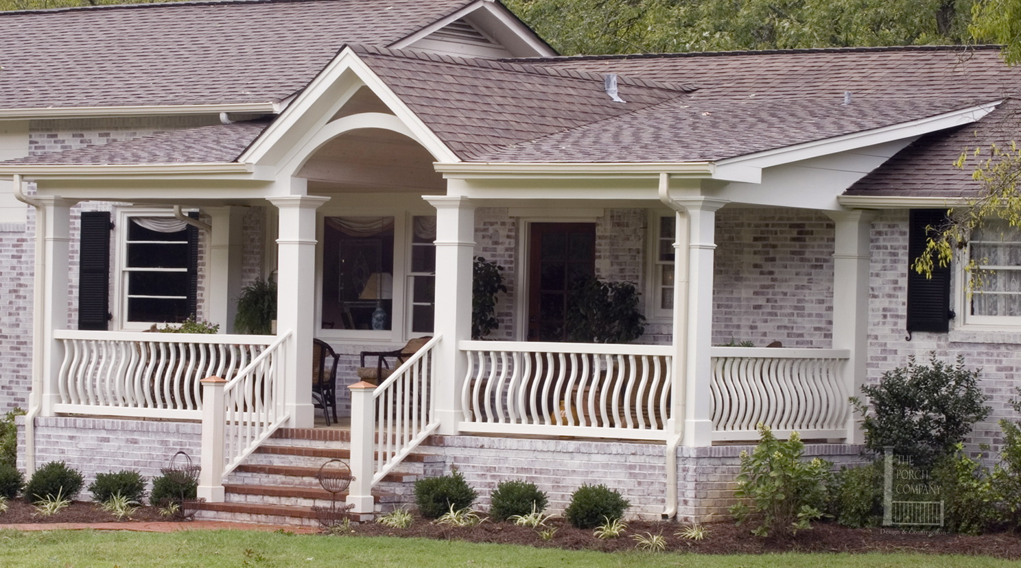 porch roof designs and styles