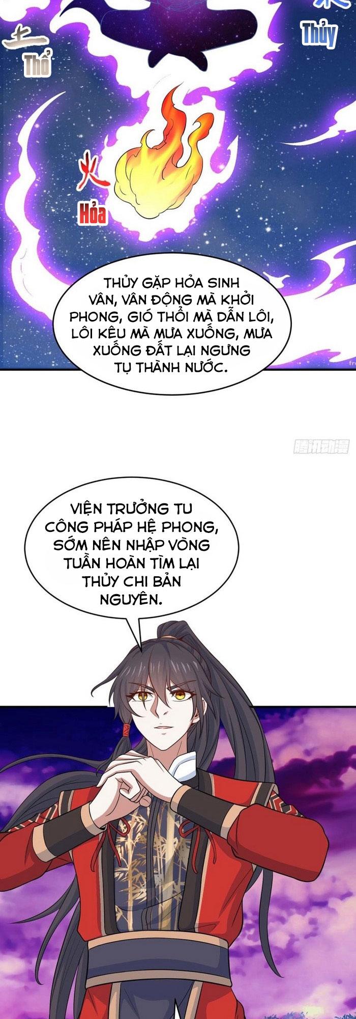Tiên Đế Qui Lai chap 129 - Trang 2