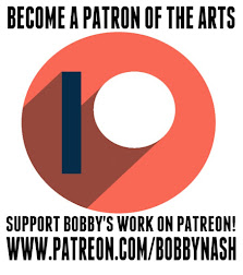 Support Bobby's Writing on Patreon
