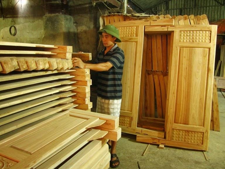 chuyên đóng mới đồ gỗ tại tphcm