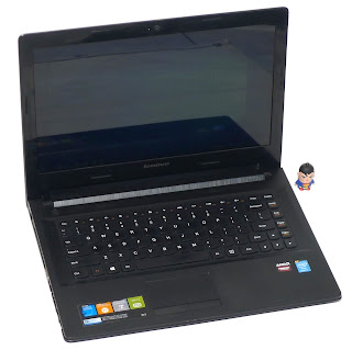 Laptop Gaming Lenovo G40-70 Core i7 Double VGA Bekas di Malang
