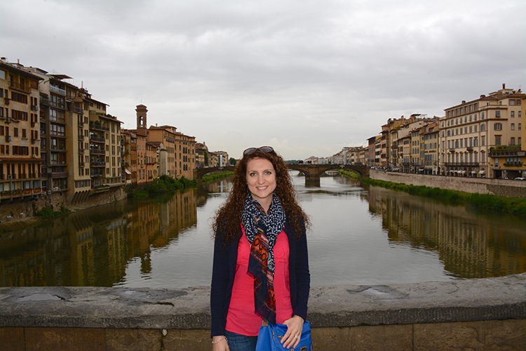 Ponte Vecchio | Travel: Florence, Italy | My Darling Days