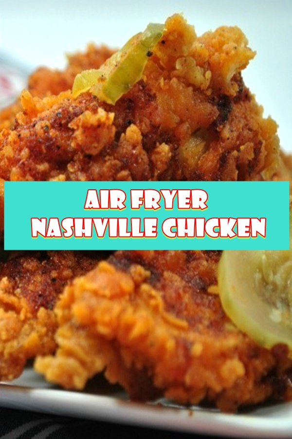 #AIR #FRYER #NASHVILLE #CHICKEN