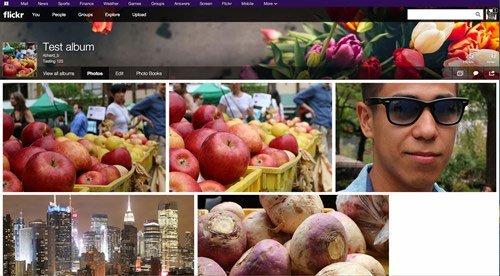 Flickr, 10 trang web lưu trữ và chia sẻ hình ảnh tốt nhất