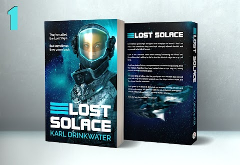 Lost Solace - Cover Options