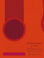 Canciones y voz. Panorama de la canción yucateca.