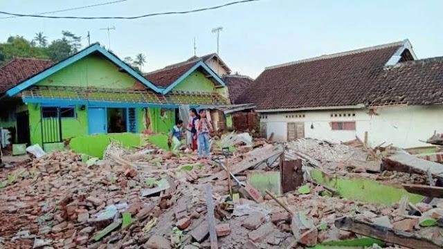 BMKG: Struktur Bangunan Buruk sebab Rumah Rusak saat Gempa di Malang