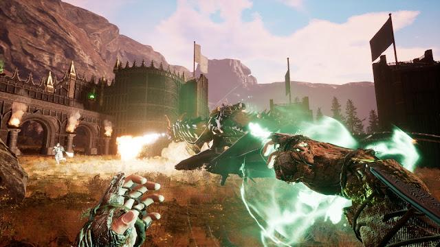Citadel Forged with Fire Balaroks Revenge The Spirits of Umbrus