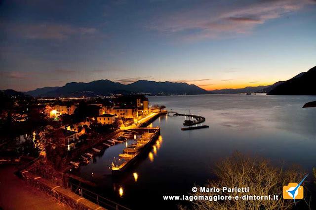 Maccagno porto della Gabella