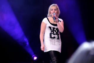Nicole Scholz, Sängerin