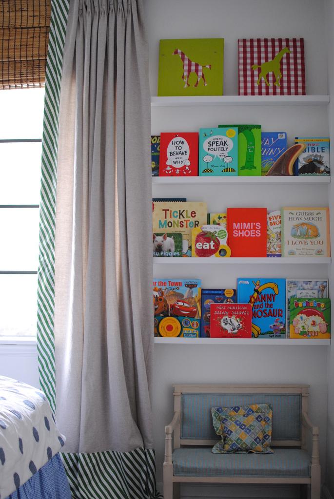 Children's book storage / baby time! - Juxtapost
