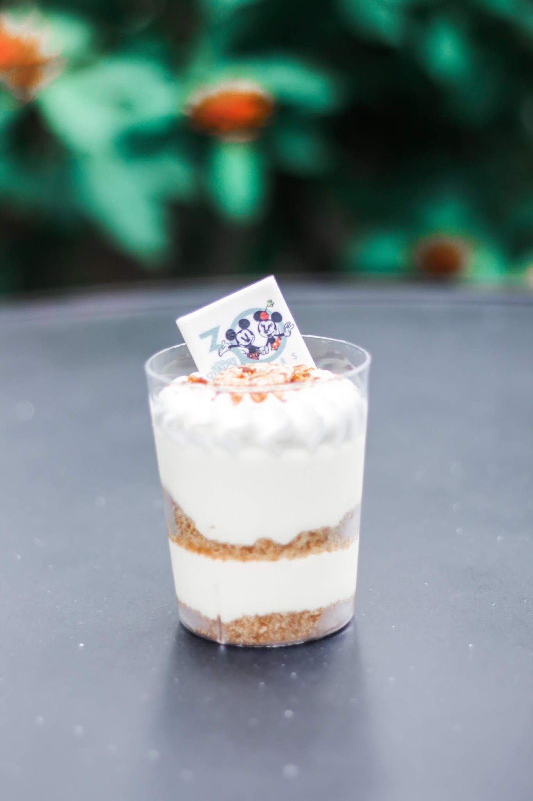 Hollywood Studios Key Lime Pie Verrine
