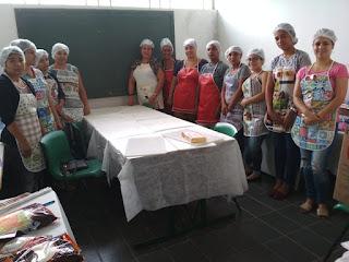 CRAS inicia oficina de chocolate em Miracatu