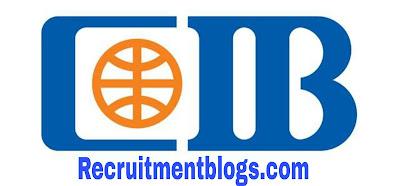 Regulatory Reporting Senior Accountant At CIB |2020 وظائف البنك التجاري الدولي