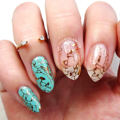Savage Seas Nail Art