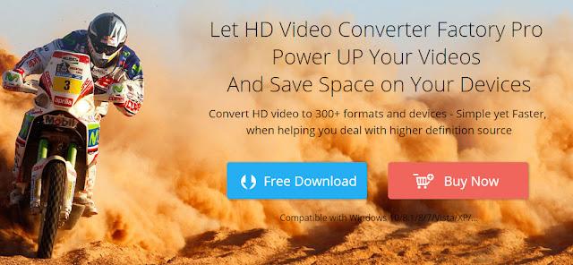 كيفية تحويل اي فيديو الى فيديو HD بسهولة