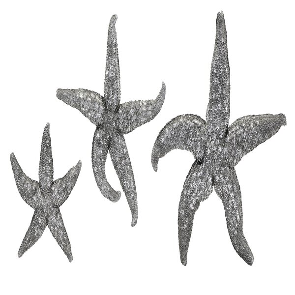 3 Piece Starfish Wall Decor Set 1 of 3