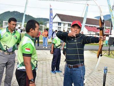 Lantamal X Archery Club (LAC) Siap Perkuat Panahan di Papua