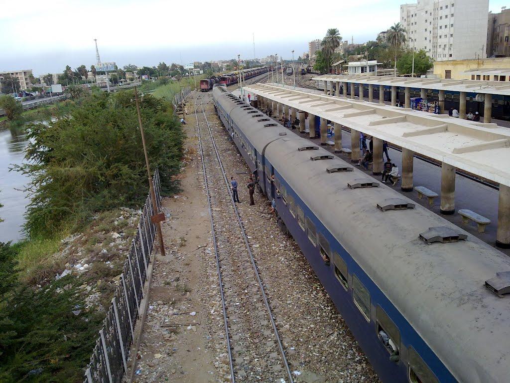 أسعار ومواعيد القطارات من أسيوط الي طنطا 2021