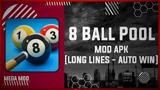 8 Ball Pool MOD APK [UNLIMITED MONEY - LONG LINES] Latest (V5.2.6)