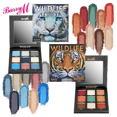 Barry M new palette