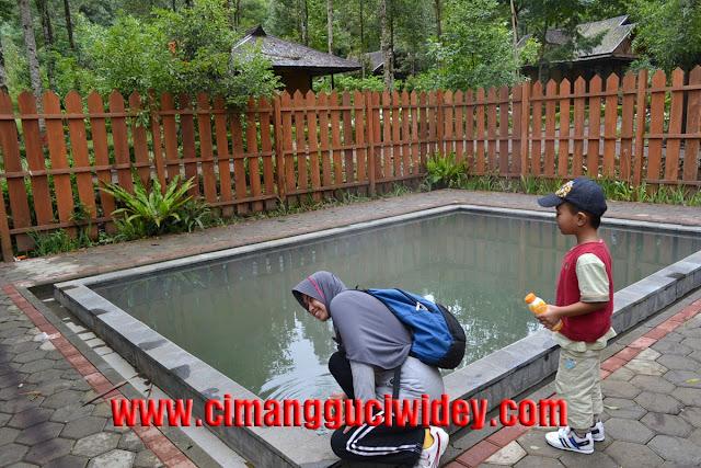 Wisata Air Panas Cimanggu Ciwidey