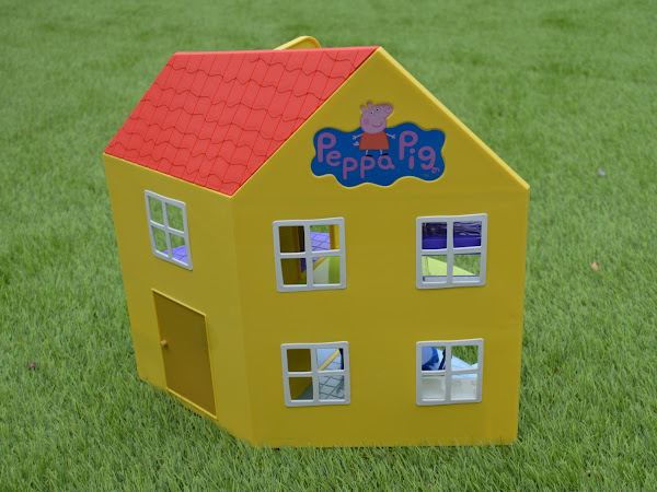 Review - Peppa's Family Home