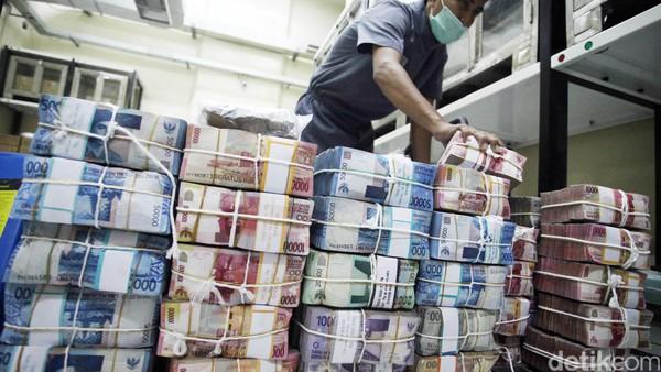 Pertama Kali, Penerimaan Negara Tembus 100% - Kementerian Keuangan mencatat realis