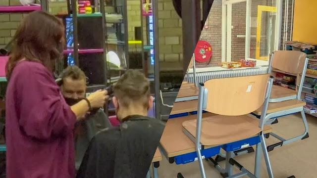 تخفيف قيود كورونا في هولندا