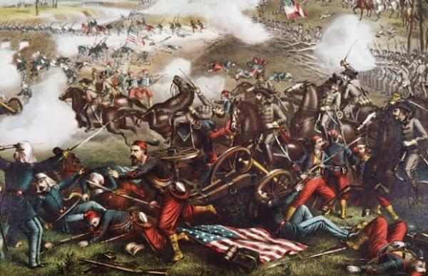 American History : The Civil War