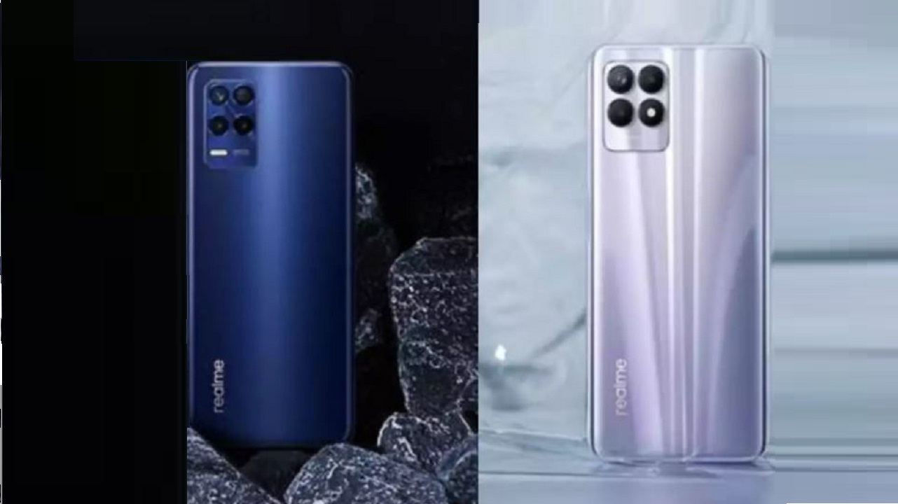 Realme 8s 5G and Realme 8i Launched in India