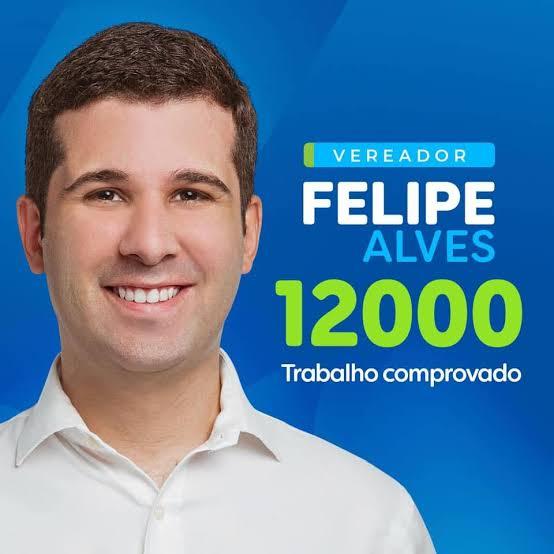 Turismo, modernização da gestão pública e empreendedorismo são as principais bandeiras de atuação do vereador Felipe Alves