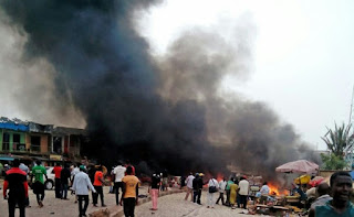 Four People Reported Dead During Suicide Attack On A Mosque In Gwoza , Southern Borno State