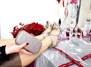 party, pamper, christmas
