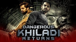 Dangerous Khiladi Returns (Jagadam) 2019 Hindi Dubbed 550MB HDRip 480p x264 Download