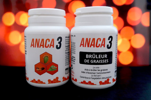 ANACA 3 Brûleur de graisses et Perte de poids
