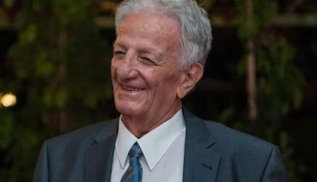 Θλίψη στον Δήμο Επιδαύρου: Έφυγε από τη ζωή ο Γιώργος Ρέκκας