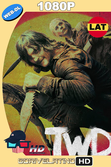 The Walking Dead Temporada 10 AMZN WEB-DL 1080p Latino-Ingles MKV