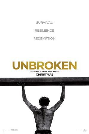 Watch Online Free Unbroken (2014) 1GB Hindi Dual Audio 720p Bluray