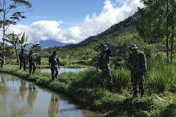 TNI Ajarkan Budi Daya Ikan Manfaatkan Potensi Perairan di Okbibab Pegunungan Bintang