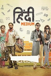 Hindi Medium 2017 Download 720p WEBRip