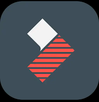 Aplikasi pengedit video filmorago