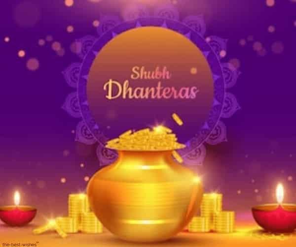 shubh dhanteras images