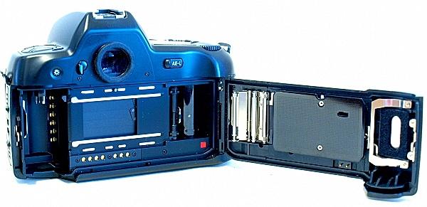 Nikon F90X (N90s), Film Box