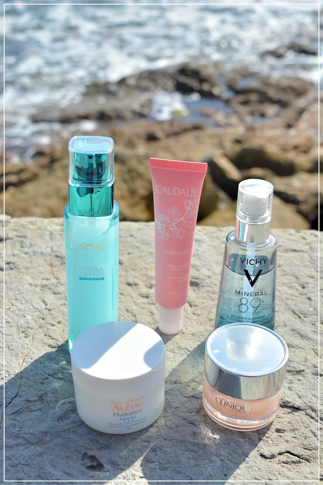 5 cremes hidratantes para o Verão